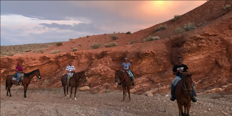 Sunset Tour $75 per Rider